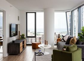 Domio I South Loop I Stylish 2 Bedroom + Pool And Fitness Center photos Exterior