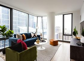 Domio I South Loop I Luxe 2 Bedroom + Sauna And Fitness Center photos Exterior