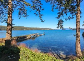 Lopez Island Hunter Bay Waterfront Home photos Exterior