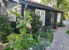 Cottage In Secluded Garden Near Centre Rotterdam photos Exterior