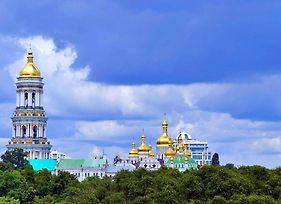 Great View Apartaments Near Lavra photos Exterior
