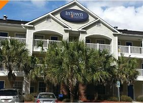 Intown Suites Extended Stay North Charleston Sc - North Arco photos Exterior
