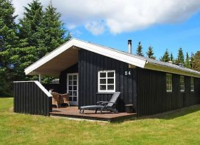 Three-Bedroom Holiday Home In Blokhus 14 photos Exterior