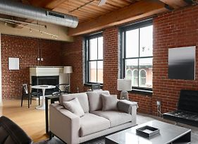 Arch, Dome, Dtown - Large Loft With Rooftop By Zencity photos Exterior