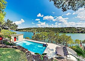 New Listing! Mid-Century Modern Lake House W/ Pool Home photos Exterior