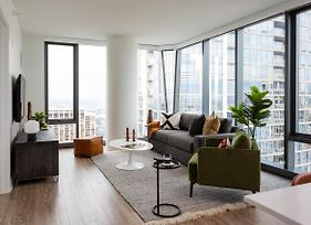 Domio South Loop Central 2 Bedroom + Yoga Room And Fitness Center photos Exterior
