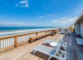 New Listing! Quiet Ocean Oasis W/ Beachfront Deck Home photos Exterior