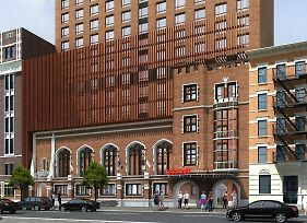 Springhill Suites By Marriott New York Manhattan Times Square South photos Exterior