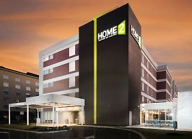 Home2 Suites By Hilton Newark Airport photos Exterior