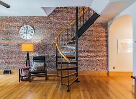 Rustic Townhome In Fishtown Patio Walk Everywhere! photos Exterior