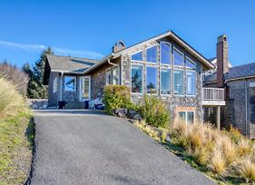 Chapman Point Cannon Beach Home With Hot-Tub photos Exterior