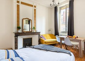 Homely Studio For 2 Close To Place Gambetta By Guestready photos Exterior