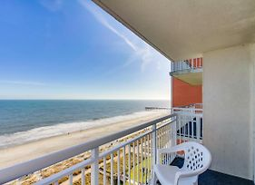 Oceanfront Atlantica Towers Condo W Balcony Steps To The Beach photos Exterior