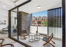 Contemporary Unit Next To Darling Harbour Cbd photos Exterior