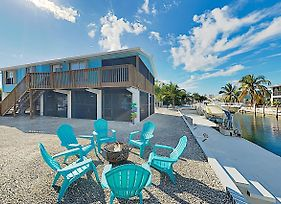 New Listing! Canal-Front Getaway W/ Private Dock Home photos Exterior