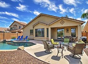 Remarkable 4Br Queen Creek Home W/Private Pool photos Exterior