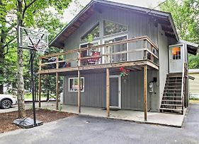 Lincoln Home W/Loon Mountain Views- Mins To Skiing photos Exterior