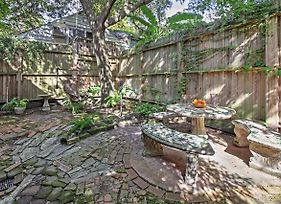 Cozy Houston Home W/Yard Near Downtown Attractions photos Exterior