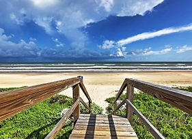 Surfside Beach House With Ocean View, Steps To Shore! photos Exterior