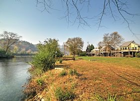 Peaceful Reliance Cabin W/Deck On Hiwassee River! photos Exterior