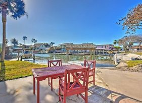 Spacious Waterfront Rockport House With Private Dock! photos Exterior