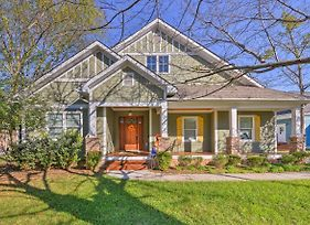 Charlotte Home W/Deck In Noda District - Near Unc! photos Exterior