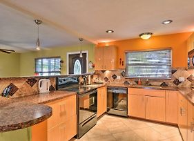 Waterfront Merritt Island Home With Furnished Deck! photos Exterior