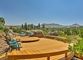 Del Norte Home On 50 Private Acres With 2-Level Deck photos Exterior