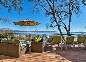 Spacious 'Casa D'Amore' Granite Bay Lake House! photos Exterior