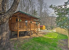 'Balsam Valley Cabin' With Porch By Blue Ridge Pkwy! photos Exterior