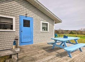 'Blueberry Cottage' On Scenic Back River Cove photos Exterior