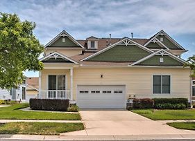 West Fenwick/Bayside Townhome ~4 Miles To Ocean! photos Exterior