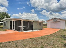 Updated Lehigh Acres House With Screened Porch! photos Exterior