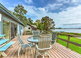Breezy Point Family House With Dock On Pelican Lake! photos Exterior