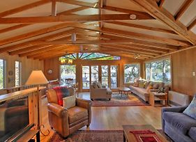 Inverness House W/Views Of Tomales Bay! photos Exterior