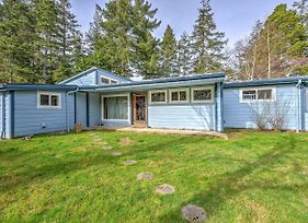Rustic Bandon Log Cabin On 5 Acres Of Woodlands! photos Exterior