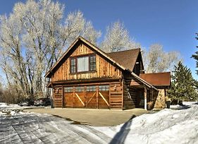 Secluded Luxury Home - 20 Mi To Bridger Bowl Ski! photos Exterior