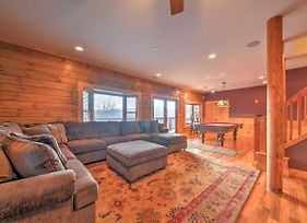 Incredible Boone Cabin W/Unrivaled Mountain Views! photos Exterior