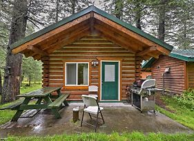 Creekside Seward Cabin W/ Bbq Fire Pit On 3 Acres! photos Exterior