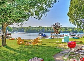 New! Bright 4Br Plymouth Cottage On Crystal Lake photos Exterior