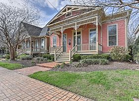 New! Charming Downtown 2Br Mobile Cottage W/ Patio photos Exterior