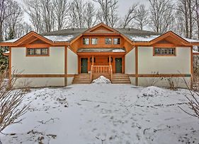 Boyne Falls Townhome With Forest Views-Walk To Lifts! photos Exterior