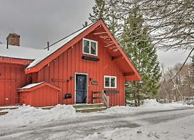 Rustic Peru Townhome W/Deck - 30 Yards From Slopes photos Exterior