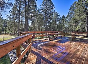 Private And Cozy Black Hills Home With Horse Corral! photos Exterior