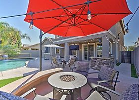 Spacious Surprise Home With Private Pool And Fire Pit! photos Exterior