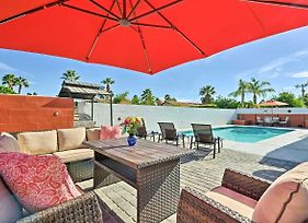 Updated Cathedral City Home W/Private Pool & Spa! photos Exterior