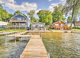 Lake George 'Cottage On The Lane' With Dock And Kayaks! photos Exterior