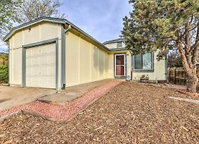 Aurora House With Private Yard And Deck - Near Denver! photos Exterior