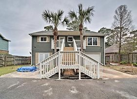 Waterfront Gulf Breeze Apt With Kayak And 2 Bikes! photos Exterior