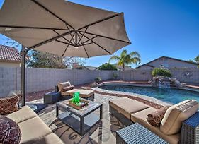 Radiant 'Peoria Paradise' House With Pool And Patio! photos Exterior